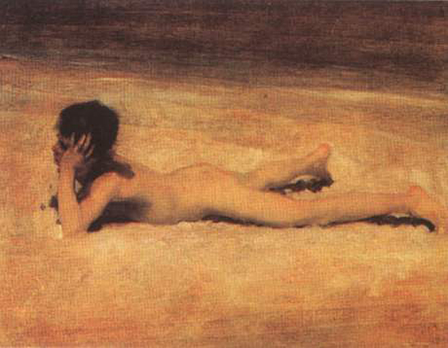 Ragazzo_nudo_sulla_spiaggia_John_Singer_Sargent