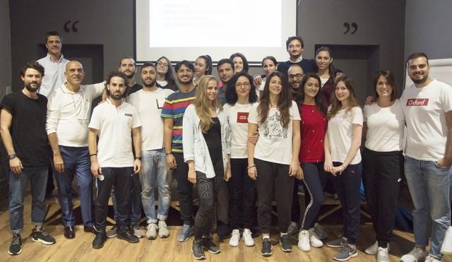 Gli allievi del 1° anno della sede di Napoli